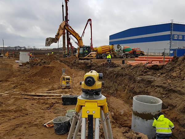Litinsta - lauko inžinerinių tinklų statyba klaipėdos rajone