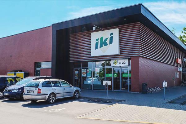 PC IKI, Liepojos g., Klaipėda